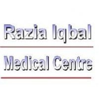 Razia Iqbal Medical Centre logo