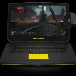 Dell Alienware 15 6th Generation Front