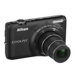 Nikon Coolpix S6500 mm Camera Overview