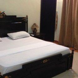 Hotel Residence Inn double bedroom