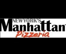 New York Manhattan Pizzeria Logo