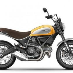 Ducati Scrambler - orange