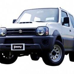 Suzuki Jimny JLSX Overview