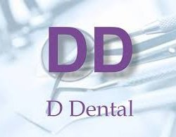 D Dental logo