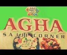 Agha Sajji Corner Logo