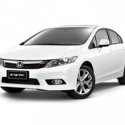 Honda Civic VTi 1.8 i-VTEC Oriel Prosmatec Over view