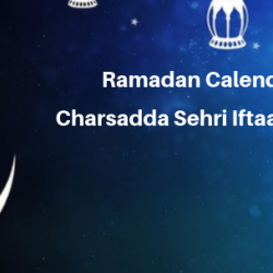 Ramadan Calender 2019 Charsadda Sehri Iftaar Time Table