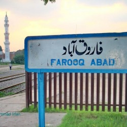 Farooq Abad Railway Station - Complete Information