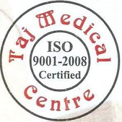 Taj Medical Complex - Logo