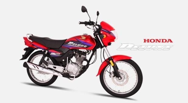 Honda CG125 Deluxe 2018