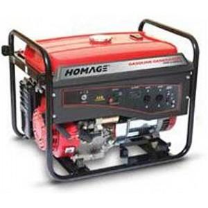 Homage HGR-2.50KV-D with ATS Petrol Generators