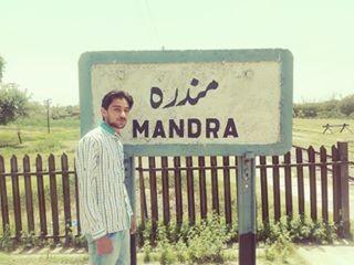 Mandra Junction Railway Station