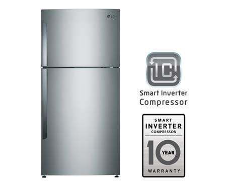 LG GN-B722HLCL Top Freezer Double Door