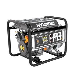 Hyundai HHD 1250 1.0 KW Gasoline Generator