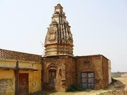 Old Hindu Temple Mandir
