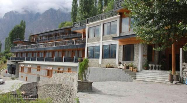 Hunza Embassy