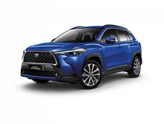 Toyota Corolla Cross Premium High Grade 2021 (Automatic)