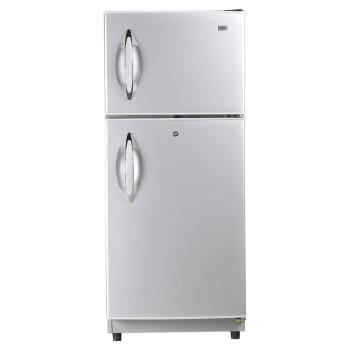 Haier HRF-272 Grey Top-Freezer Direct cooling