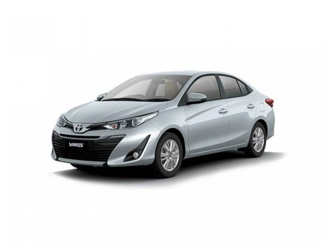 Toyota Yaris ATIV X CVT 1.5 2021 (Automatic)