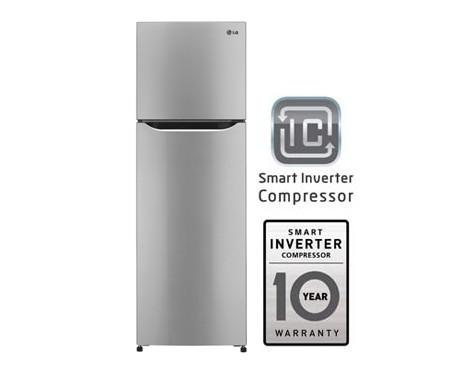 LG GN-B262SLCL Top Freezer Double Door