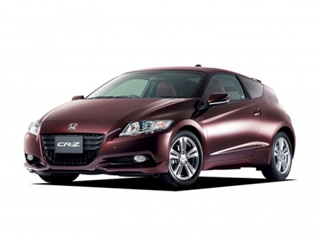 Honda CR-Z Sports Hybrid Metallic Color