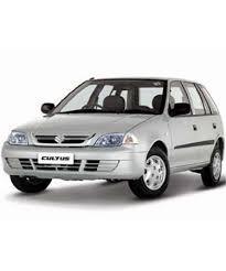 Suzuki Cultus  EURO II