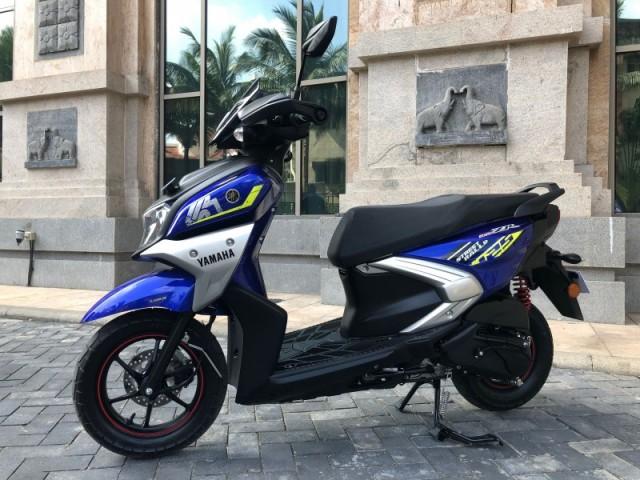 Yamaha Ray-ZR 125FI