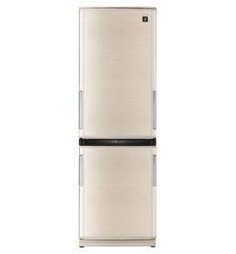 Sharp SJ-WP320TBE Bottom Freezer Double Door