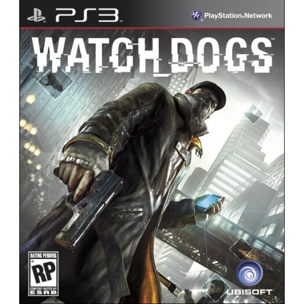 Watch Dogs for PS3