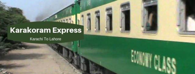 Karakoram Express
