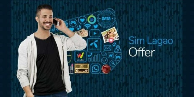 Telenor Sim Lagao Offer
