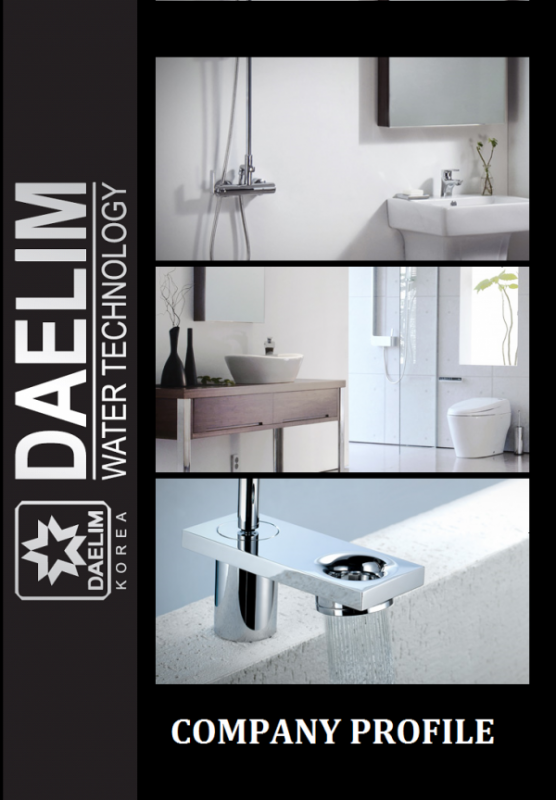 Daelim Collection Korean Sanitary Fittings