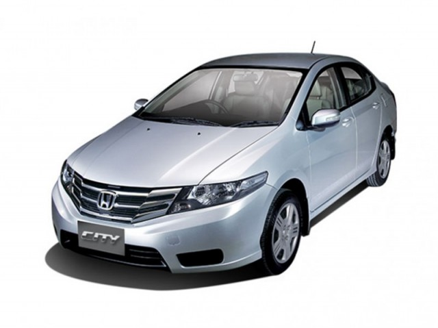 Honda City Aspire 1.5 i-VTEC