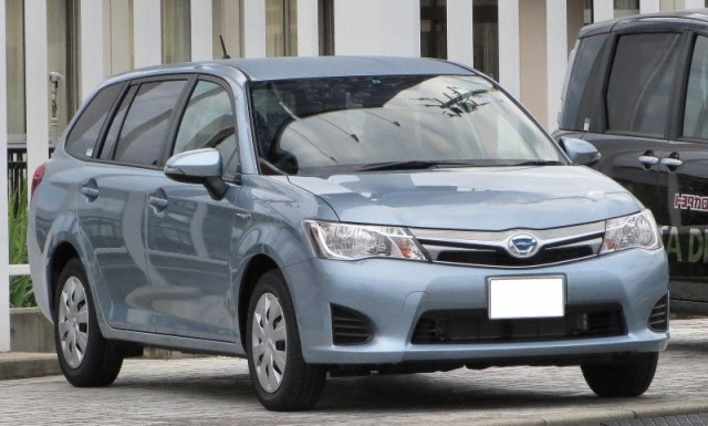 Toyota Corolla Fielder S Aerotourer 2021 (Automatic)