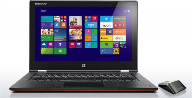 Lenovo IdeaPad-Yoga 2 Pro Core i7 4th Gen