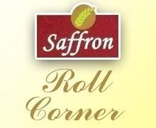 Saffron Roll Corner