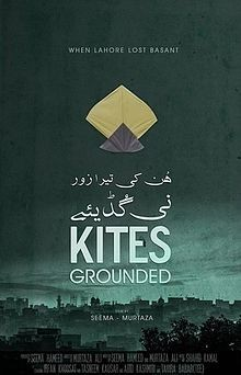 Kites Grounded