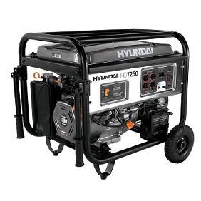 Hyundai HHD7250 Diesel 7.0 KW Gasoline Generator