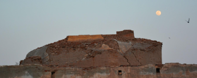 Ruins of Parhaland Temple