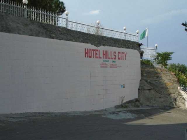 Hotel Hills City