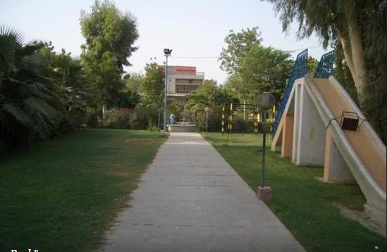 Shahnawaz Children Park