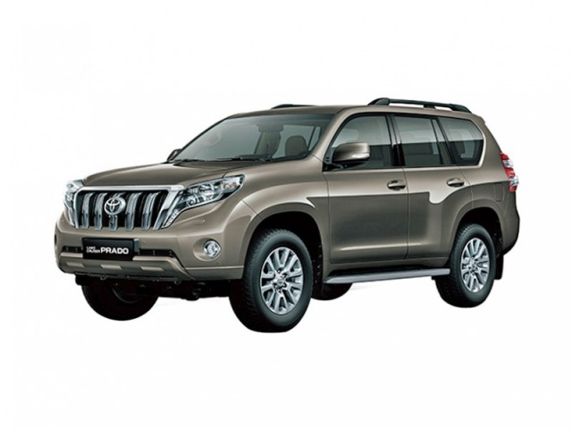 Toyota Prado TZ 4.0 2021 (Automatic)