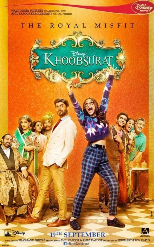 Khoobsurat 2014