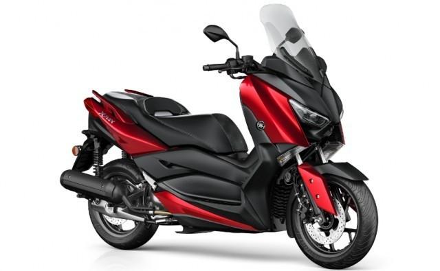 Yamaha X-Max 125 Scooter 2018
