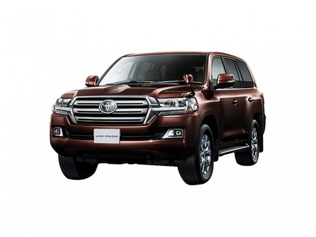 Toyota Land Cruiser GX-R 2021 (Manual)