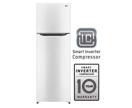 LG GR-B302SQHL Top Freezer Double Door