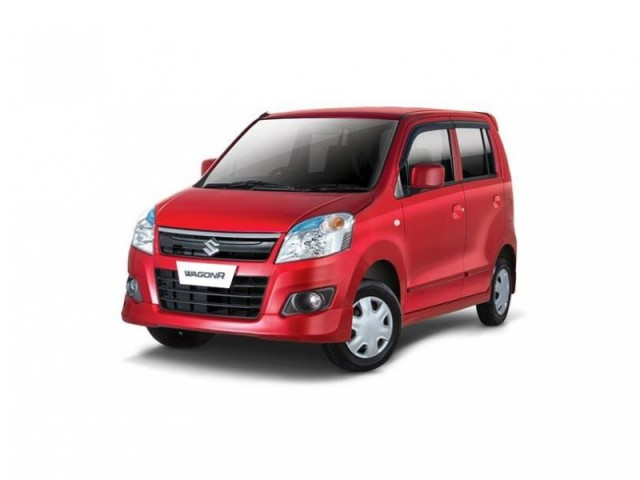 Suzuki Wagon R VXL 2021 (Manual)