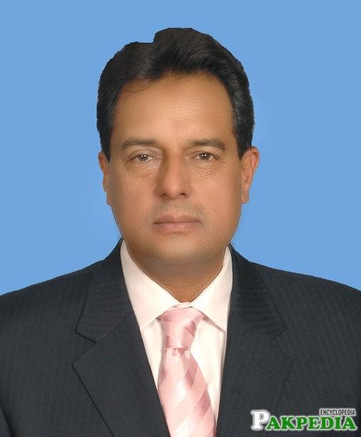 Muhammad Safdar Awan