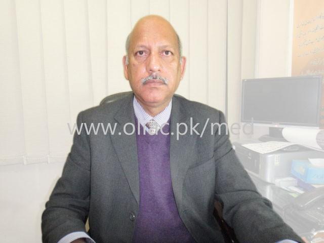 Dr. Syed Fayyaz Ahmed Shah