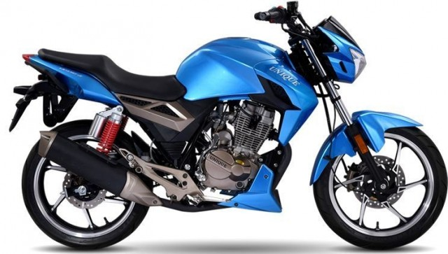 Unique Crazer 150cc Sports Bike 2018